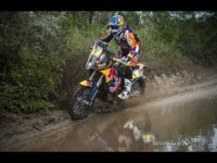 Dakar 2015 moto best video