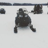 Снегоход Arctic Cat 570xt Bearcat