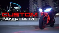 Motorcycle Reveal - Custom Yamaha R6