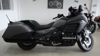 Обзор мотоцикла Honda Gold Wing F6B 2016 года