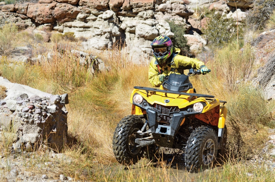 Can-Am Outlander L MAX DPS 570