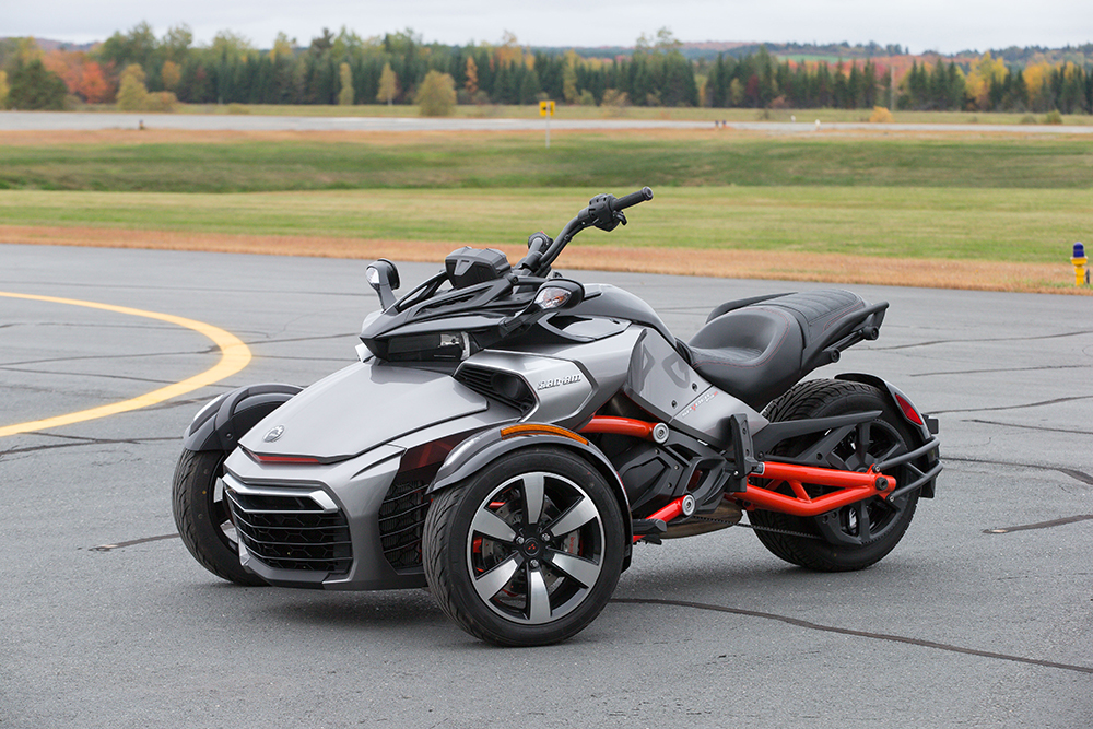 BRP CAN-AM RD SPYDER F3 LTD 1330 ACE
