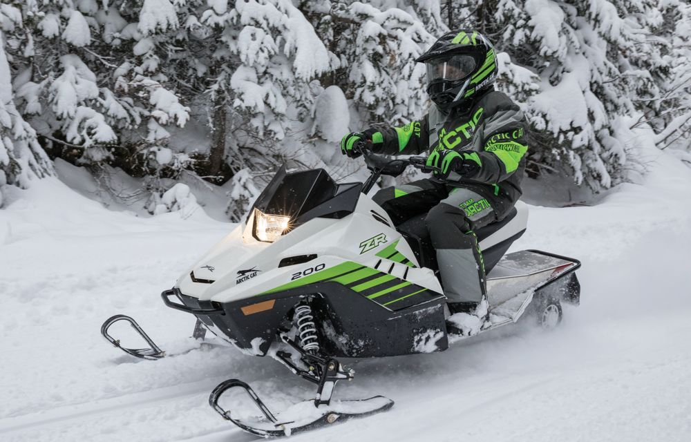 Arctic Cat ZR 200