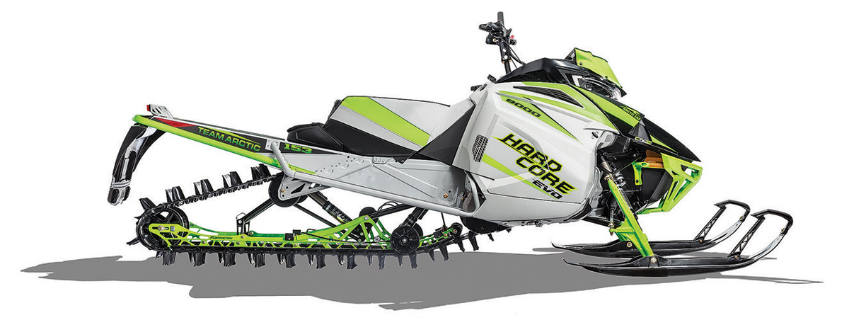 Arctic Cat M 8000 HardCore
